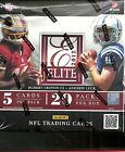 2012 Elite Factory Sealed Football Hobby Box Andrew Luck Russell Wilson RC's ?