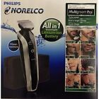 NEW Philips Norelco All in One Grooming Kit and Case Multigroom Pro QG3386