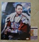 Russell Crowe Signed 11x14 Photo w JSA COA #M09968 + Proof Gladiator