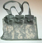 NEW US Army Military Surplus MOLLE II 6 Mag ACU Bandoleer Pouch  SD Bianco Eagle