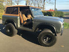 Ford  Bronco 2 Door CLASSIC BRONCO 1967 IMMACULATE RESTORATION