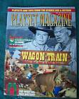 Playset magazine #42 Wagon Train + rarest MARX figure