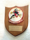 RARE Fighter Squadron VF-191 Vietnam Personalized Plaque 1965 to 1967 VINTAGE