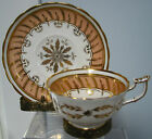 ELEGANT ,VINTAGE  ROYAL CHELSEA CUP AND SAUCER  , ENGLAND, RARE