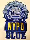 NYPD Blue PATCH Huge Collectible