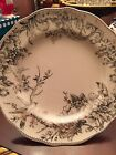 222 FIFTH ADELAIDE PLATINUM SILVER FRENCH TOILE BIRD PIEDESTAL CAKE,PASTRY PLATE