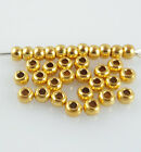 Hot Bronze Brass Loose Spacer Beads Jewelry Findings 345678mm Diy