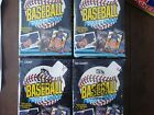 1985 DONRUSS BOX WITH 36 UNOPEN PACKS AUTH