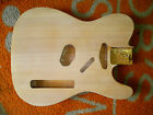 TELE STYLE VINTAGE ELECTRIC GUITAR BODY New UNFINISHED