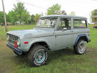 Ford  Bronco 2 Door Ford Bronco sport 1974 302 classic car vintage cars and trucks4X4