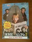 TOPPS Home Alone 2: Lost in New York Photo Cards & Stickers SEALED box