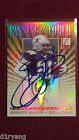 Emmitt Smith 1999 Donruss Elite Passing Of The Torch Auto 86 1500