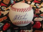 MARK TRUMBO Autograph Official Rawlings Baseball JSA Authenticated D-Backs