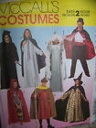 McCalls Costume Pattern Fairy Tale Hat Tunic Gown Cape #2853 Adult S-XL Easy
