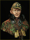 1/10 Young Miniatures German Waffen Panzer Officer Unpainted Resin Kit YM1851