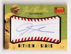 2013 America's Pastime Josh Hamilton Between the Seams Auto Sp (1 2)
