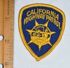 CALIFORNIA HIGHWAY PATROL Vintage Police Patch