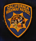 California Highway Patrol Police Shoulder Patch (invp2231)