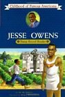Jesse Owens Young Record Breaker Childhood of Famous Americans by MM Eboch