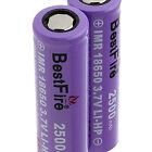 2x Best Fire 18650 2500 mAh 35A Replacement Batteries for Efest Sony VTC4 VTC5