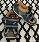 Stride Rite Toddler Boys SRT Ruben Casual Leather Velcro Shoes 55M