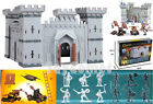 Castle Knights Catapult Medieval Toy Soldiers Figures Box Set A