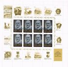USSR soviet postage stamps collection, 100th ANNIVERSARY OF LENIN BIRTH,1970
