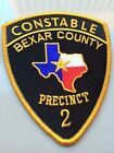 New BEXAR County CONSTABLE State TEXAS Police Patch TX PCT 2
