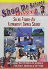 NEW Solar Power An Alternative Energy Source DVD