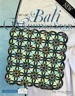 BALI WEDDING STAR 2014 QUILTING PATTERN, Foundation Paper Piecing From Quiltworx
