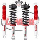 Rancho Quick Lift Front Leveling Struts & Rear Shocks 99-2006 Toyota Tundra 4WD