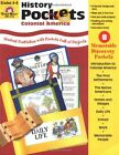 History Pockets Colonial America Grades 4 6+ by Evan Moor