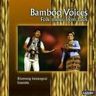 NEW Bamboo Voices: Folk Music from Laos (Audio CD)