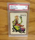 BRUCE 1965 Topps Ugly Stickers MONSTER # 41 PSA 5 EX ONLY 5 Graded Higher