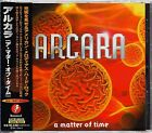 ARCARA / A MATTER OF TIME JAPAN CD OOP W/OBI CD EXTRA