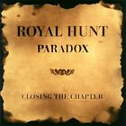 NEW Paradox - Closing the Chapter (Audio CD)