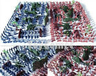270 pcs Military Toy Soldiers Army Men 4cm Figures & Accessories Playset