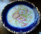 Antique Empire Porcelain Company Cobalt Blue Plate Empire Works c1896