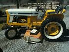1970 CUB CADET LOBOY 154 TRACTOR 59 WOODS BELLY MOWER DECK SHOW QUALITY NICE