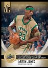 2014 Upper Deck VIP National Convention LeBRON JAMES In Hand