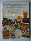 Vintage 1960's YOUR WARING COOKBOOK: THE PLEASURES OF BLENDING booklet VG COND.