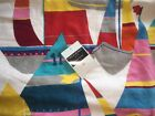 Cynthia Rowley Blue Red White Sail Boat Cotton Beach Towel Extra Large 40x70