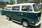 Volkswagen  Bus Vanagon Stock 1971 volkswagen bus with fresh rebuilt engine