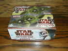 2009 Topps Star Wars CLONE WARS WIDEVISION HOBBY Factory Sealed Trading Card Box