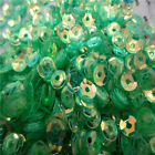 NEW DIY Oval Round loose sequins 4MM 1000pcs Paillettes sewing Wedding