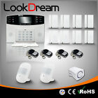 Update Wireless House Smart GSM Anti Burglar Security Alarm System For Home DHL