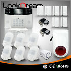 Update Home Burglar Alarm Wireless House GSM Security Systems Low Consume Power