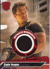TOPPS TRANSFORMERS T4 OFFICIAL COLLECTOR CARD MEMORABILIA Mark Wahlberg