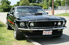 Ford  Mustang 1969 ford mustang r code mach 1