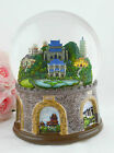 purple rain forest music box Snowglobe waterglobe - Retro Nanjing City 古都南京